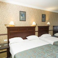 Topkapi Inter Istanbul Hotel 4* Стандартный семейный номер с двуспальной кроватью фото 29