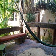 Отель Posada del Sol Tulum 3* Стандартный номер с различными типами кроватей фото 5