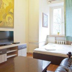 Апартаменты Apartments On Krasnie Vorota комната для гостей фото 5