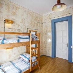Хостел M42 Кровать в общем номере с двухъярусной кроватью фото 27