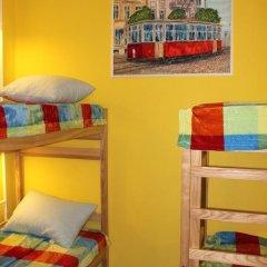 Koenig Hostel Кровать в женском общем номере с двухъярусной кроватью фото 5