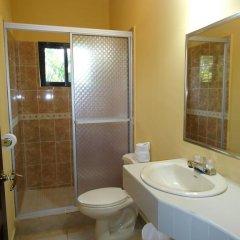 Hotel Las Hamacas ванная