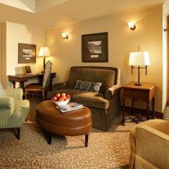 Отель Fairmont Banff Springs 4* Люкс с различными типами кроватей фото 2
