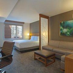 Отель Hyatt Place Chicago/River North 3* Стандартный номер с различными типами кроватей фото 4