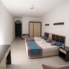 Semt Luna Beach Hotel - All Inclusive 2* Стандартный номер разные типы кроватей фото 6