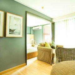 Отель Rocco Huahin Condominium Апартаменты с различными типами кроватей фото 31