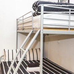 Porto Wine Hostel Стандартный номер разные типы кроватей фото 9