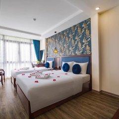 Holiday Emerald Hotel 3* Стандартный семейный номер с двуспальной кроватью фото 11