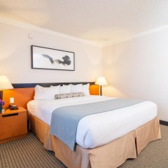 Miyako Hotel Los Angeles 3* Стандартный номер с различными типами кроватей