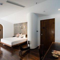 Отель The Myst Dong Khoi 5* Стандартный номер с различными типами кроватей фото 8