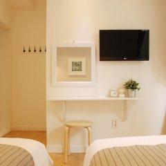 Отель The Mei Haus Hongdae 3* Стандартный номер с 2 отдельными кроватями фото 9