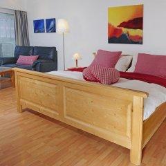 Отель Haus Sonnheim Швейцария, Церматт - отзывы, цены и фото номеров - забронировать отель Haus Sonnheim онлайн комната для гостей фото 3