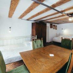Art Hostel Кровать в общем номере с двухъярусной кроватью фото 20