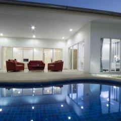 Отель Villa Tortuga Pattaya 4* Вилла Премиум с различными типами кроватей фото 18