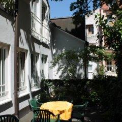 Отель Garden Hotel Германия, Нюрнберг - отзывы, цены и фото номеров - забронировать отель Garden Hotel онлайн балкон