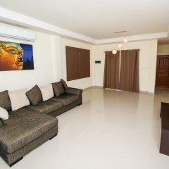 Отель Platinum Residence Villa комната для гостей фото 3