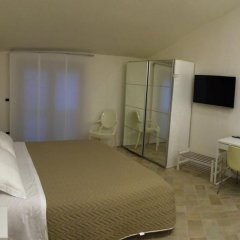 Отель Attico Luxury B&B Стандартный номер фото 39
