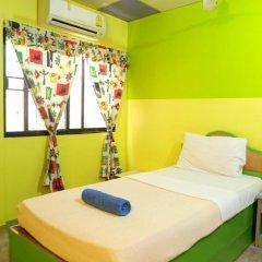 B&B House & Hostel Стандартный номер с различными типами кроватей фото 4