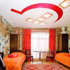 Гостиница Турист Номер Комфорт с 2 отдельными кроватями фото 10