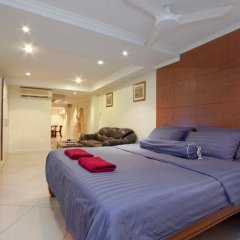 Апартаменты Argyle Apartments Pattaya Студия фото 5