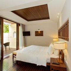 Отель Hoi An Silk Marina Resort & Spa 4* Вилла с различными типами кроватей фото 3