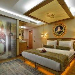 Отель Sultania 5* Номер Делюкс с двуспальной кроватью фото 7