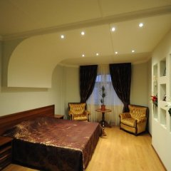 Гостиница Мальдини 4* Стандартный номер с различными типами кроватей фото 11