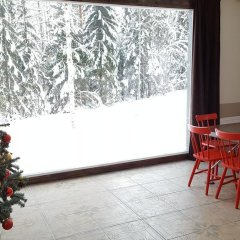 Гостиница Brusnika Village комната для гостей фото 4