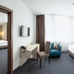 BO Hotel Hamburg 3* Стандартный номер с различными типами кроватей фото 2