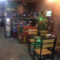 Отель Dang Phung Homestay Шапа гостиничный бар