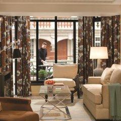 Four Seasons Hotel London at Park Lane 5* Люкс Park с различными типами кроватей фото 5