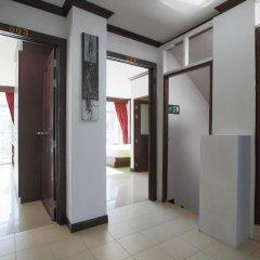 Отель Patong Buri 3* Стандартный номер с двуспальной кроватью фото 10