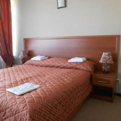 Hotel Oka 2* Стандартный семейный номер с разными типами кроватей фото 3