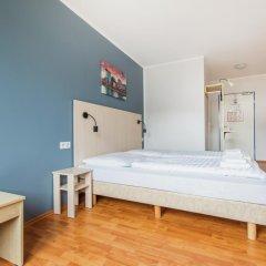 Отель a&o Düsseldorf Hauptbahnhof 2* Стандартный номер с различными типами кроватей