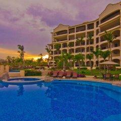 Отель Las Mañanitas LM BB2 бассейн