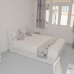 Отель LeBlanc Saigon 2* Номер Делюкс с различными типами кроватей фото 11