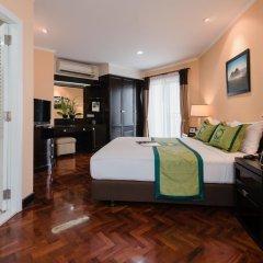 Отель CNC Residence 4* Люкс с различными типами кроватей фото 5