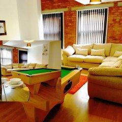 Апартаменты City Stop Manchester Apartments детские мероприятия