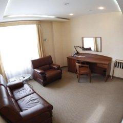 Гостиница Николь 3* Стандартный семейный номер с двуспальной кроватью фото 7