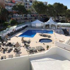 Отель Apartamentos Inn бассейн