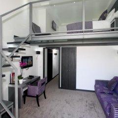Golden Tulip Cannes hotel de Paris 4* Улучшенный номер с различными типами кроватей фото 9