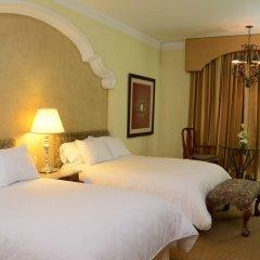 Отель Hilton Guatemala City 4* Люкс с различными типами кроватей фото 3