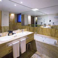 Hotel Melia Bilbao 5* Стандартный номер с различными типами кроватей фото 3