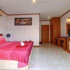 Отель Total-Inn 2* Стандартный номер с различными типами кроватей фото 5