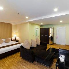 Отель The Platinum Suite 3* Стандартный номер с различными типами кроватей фото 2