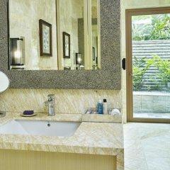 Отель Resorts World Sentosa - Beach Villas 5* Вилла с различными типами кроватей фото 8