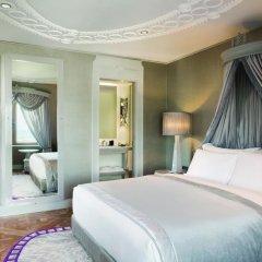 Отель Wyndham Grand Istanbul Kalamis Marina 5* Представительский люкс с различными типами кроватей фото 3