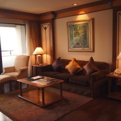 Отель Bliston Suwan Park View 4* Улучшенные апартаменты с различными типами кроватей фото 4