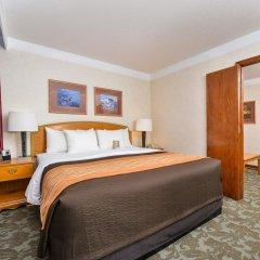 Отель Comfort Inn & Suites Durango 2* Люкс с различными типами кроватей фото 2