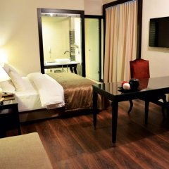 Quentin Boutique Hotel 4* Номер Делюкс с различными типами кроватей фото 14